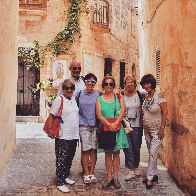 Club 50+ English for Seniors in Malta