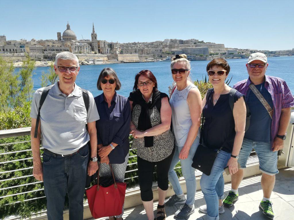 Senioren-Dating in malta